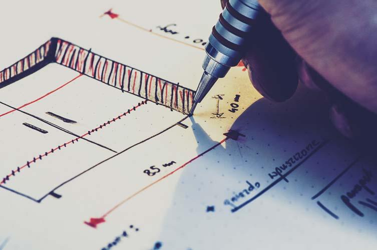 diseño de mobiliario técnico